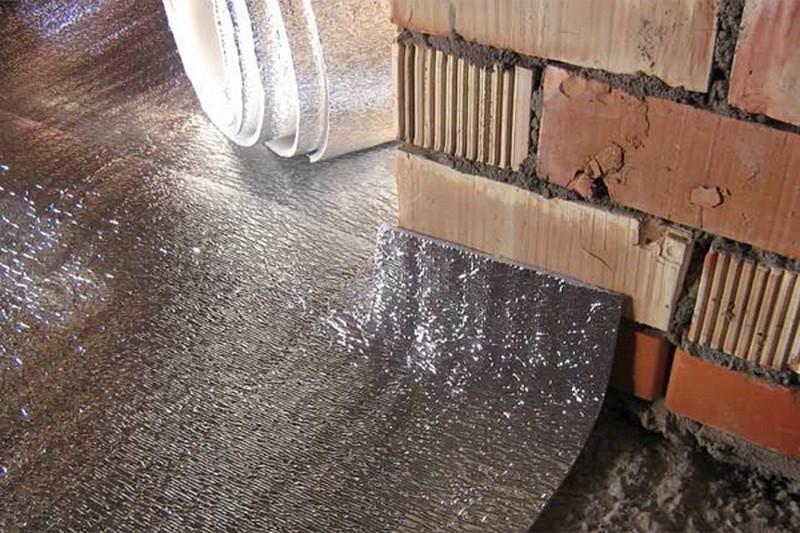 Как утеплить бетонный пол в частном доме: выбор материала (с.