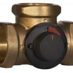 Трехходовой клапан для теплого пола: устройство и принцип работы