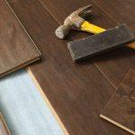 Устранение дефектов и ремонт ламината: советы мастеру