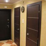 Материалы изготовления межкомнатных дверей
