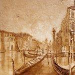 Венецианская штукатурка в интерьере вашего дома