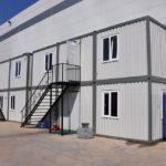 Блок-контейнеры — практичные мобильные помещения
