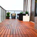 Семь лучших видов напольного покрытия для балкона