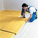 Утепление бетонного пола в частном доме — выбор лучшего материала