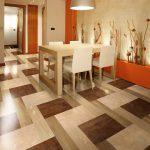 Кварцвиниловая плитка — характеристики и способ укладки