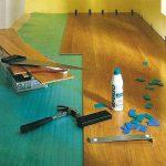Как начинать класть ламинат: правильная технология укладки покрытия