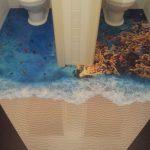 Наливные 3D полы своими руками