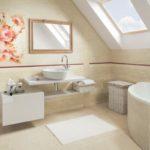 Выбираем, чем покрыть пол и стены в ванной