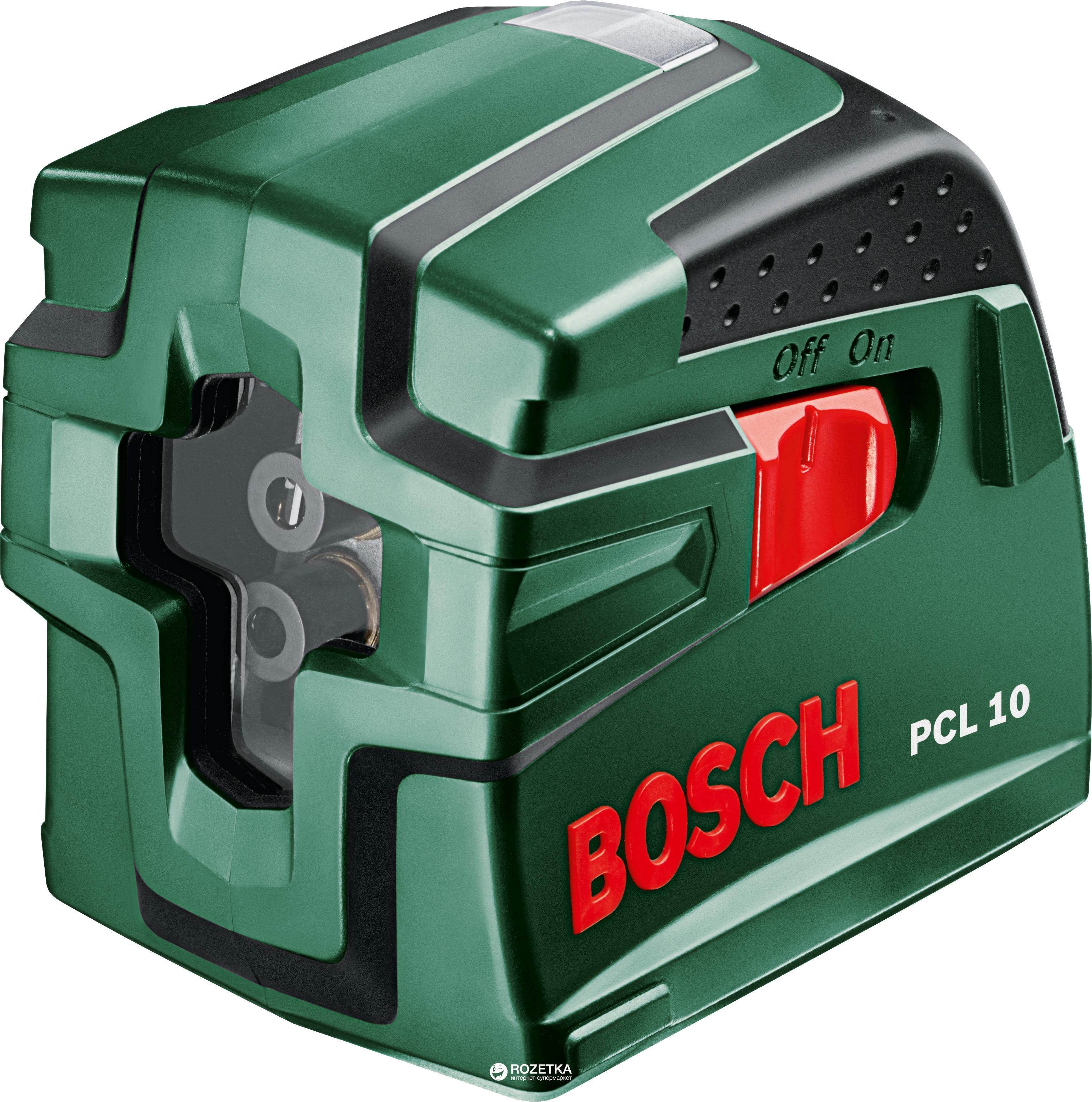 Обзор самых популярных лазерных уровней Bosch