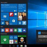 Выбор операционной системы Windows 10