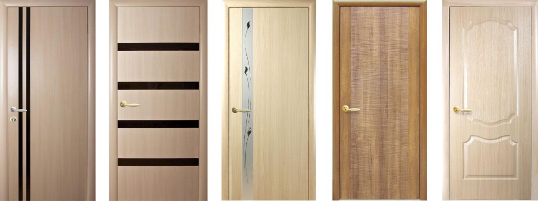 Какие есть двери для дома