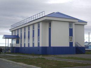 Практичные здания