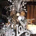 новогодний декор в интерьере