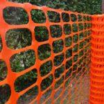 Аварийные ограждения и другая защита из полимерной сетки