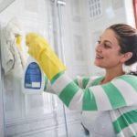 Душевая кабина: как произвести очистку и уборку