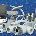 Трубы и фитинги из полипропилена для канализации и водоснабжения