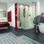 Ремонт пола в ванной комнате и принципы его проведения